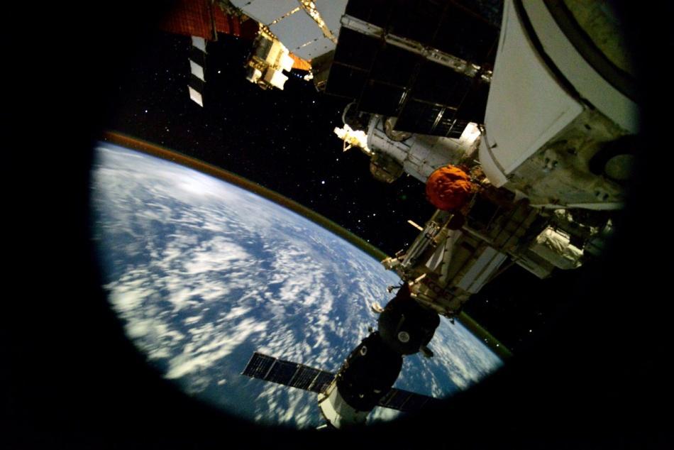 Красота космоса или как я научно-популярную лекцию читал