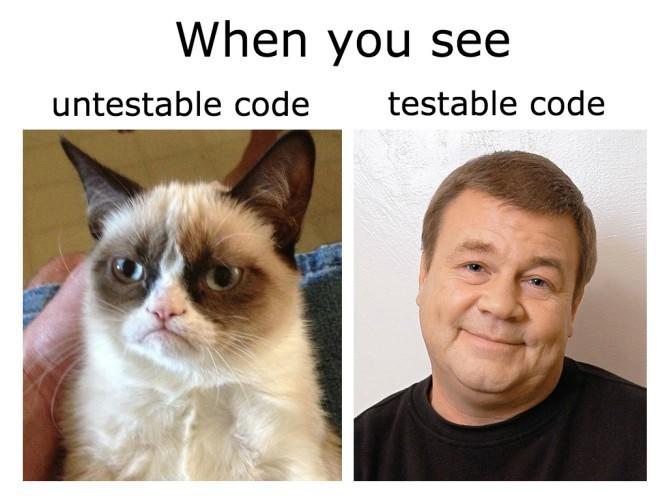 Как писать тестируемый код