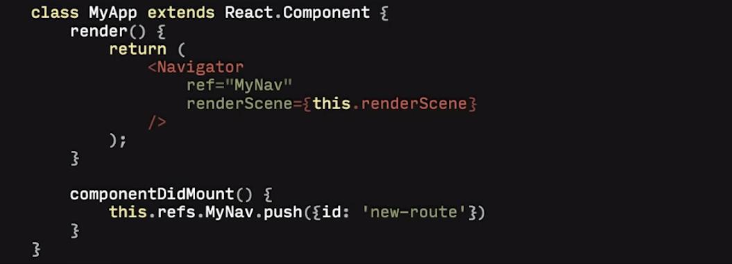 React Native — одного JS мало