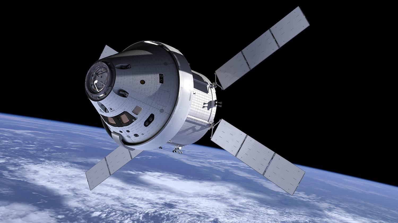 NASA завершила строительство модуля экипажа Orion