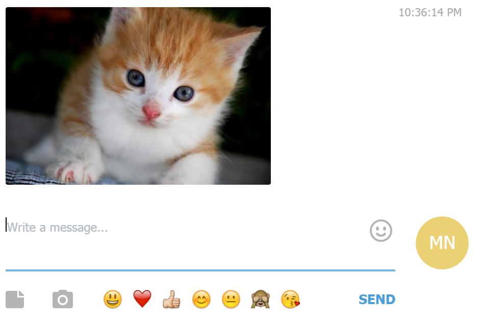 Cats in Telegram