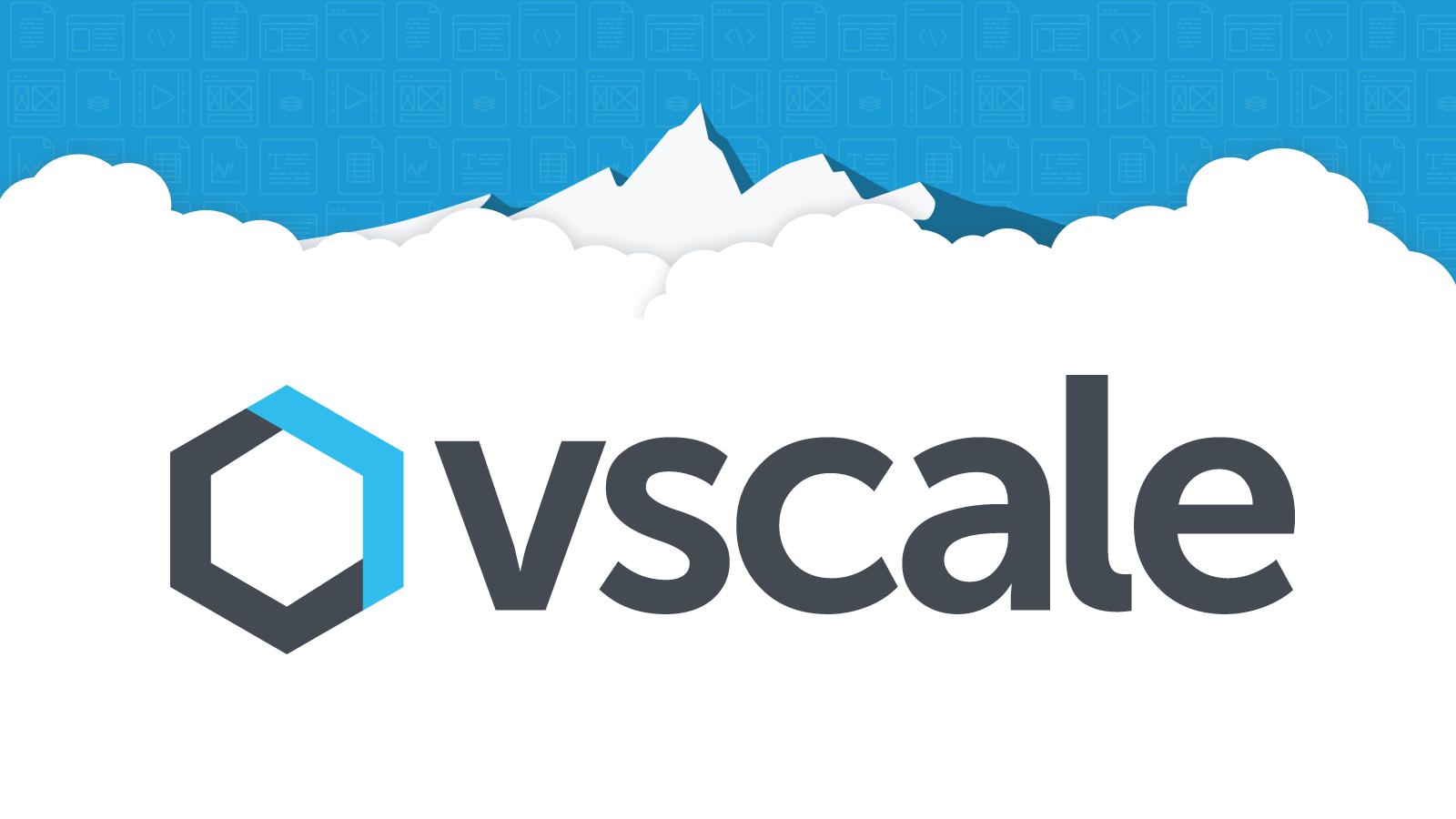 Vscale: cloud servers