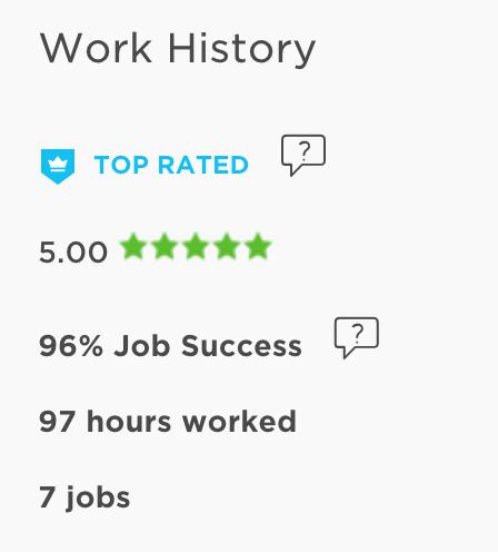 Работа и карьера: Как мы начали работать на Upwork (личный опыт)