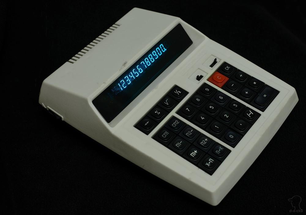 Электроника МК-61
