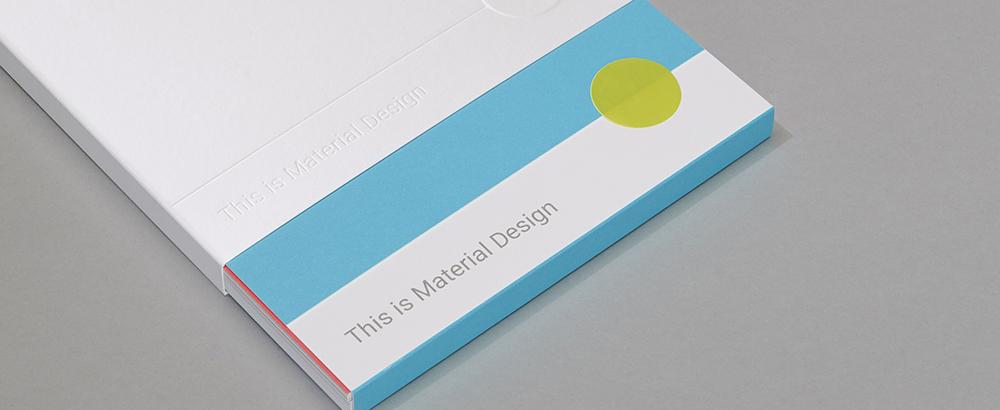 Видео. Основные принципы Material Design