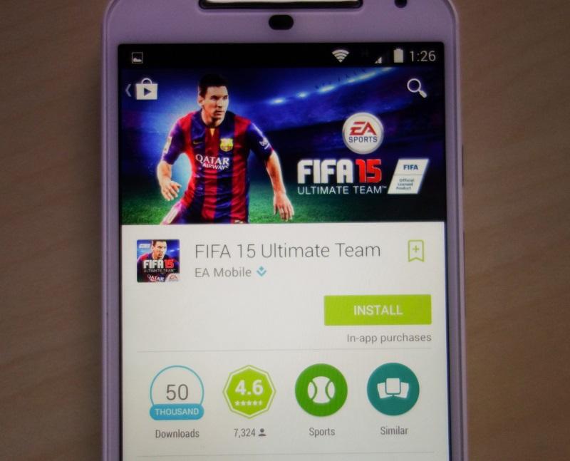 Google Play Маркет будет показывать стоимость внутриигровых товаров во freemium-играх
