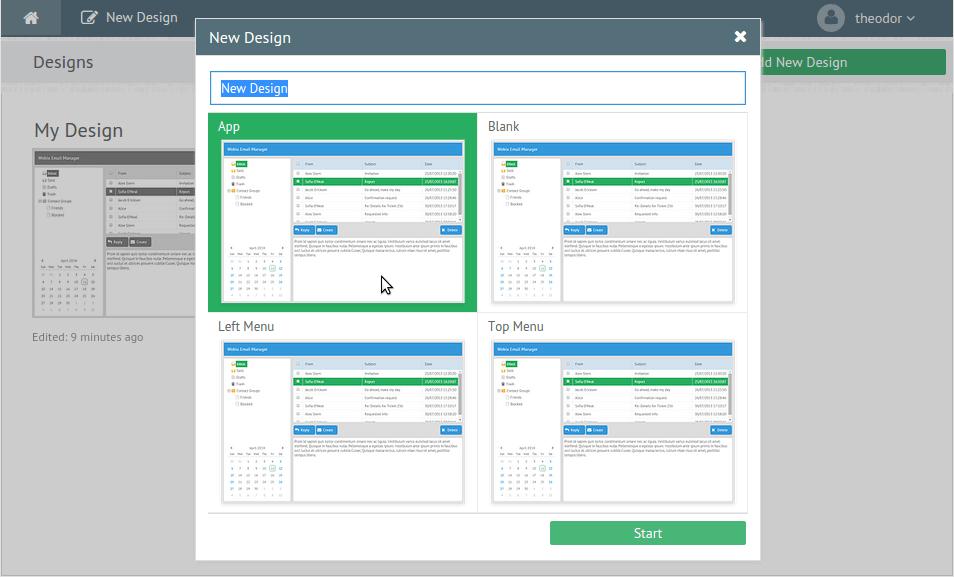 Webix 3.0 — новый, лиловый