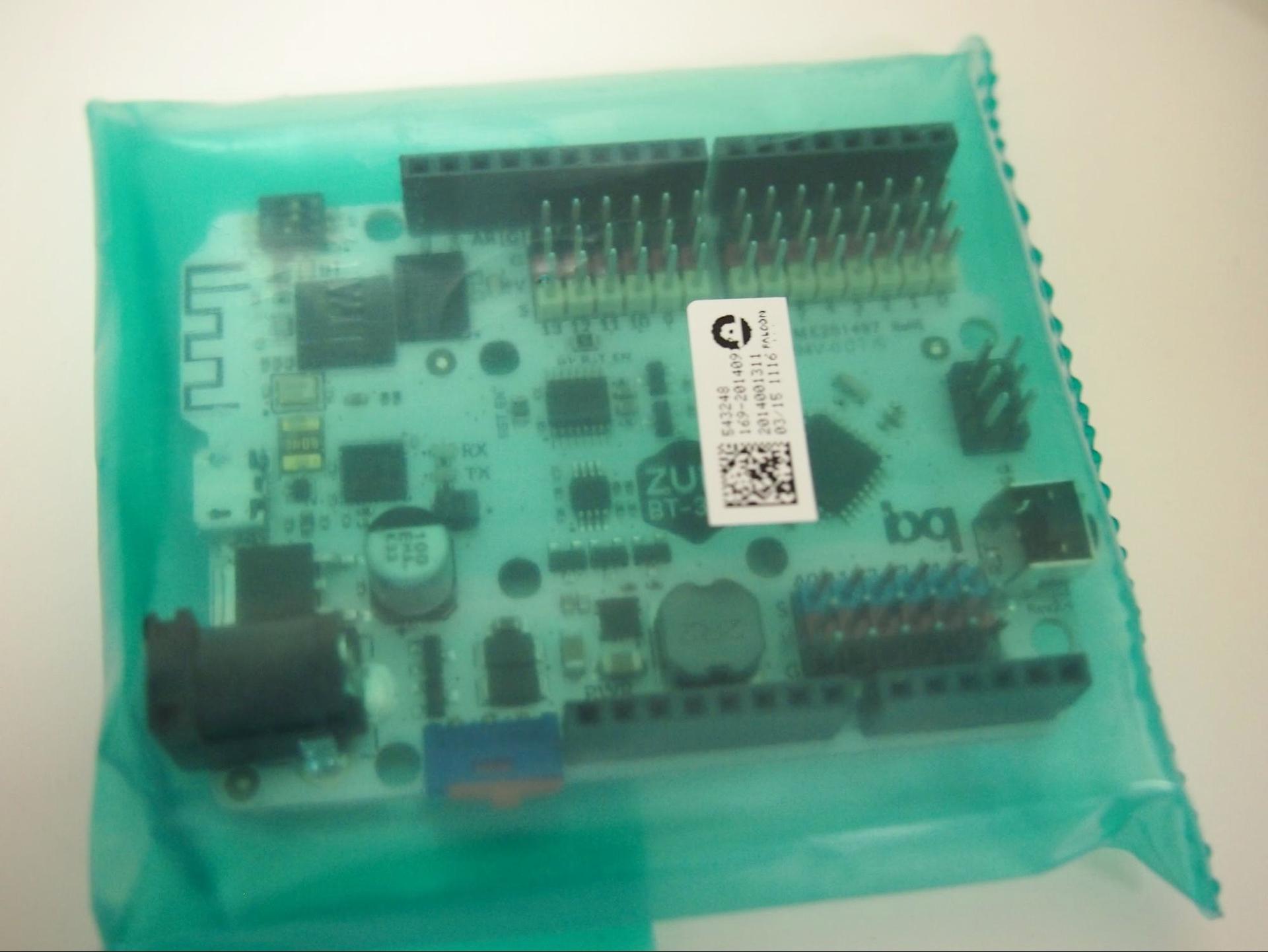 arduino assembly instruction set