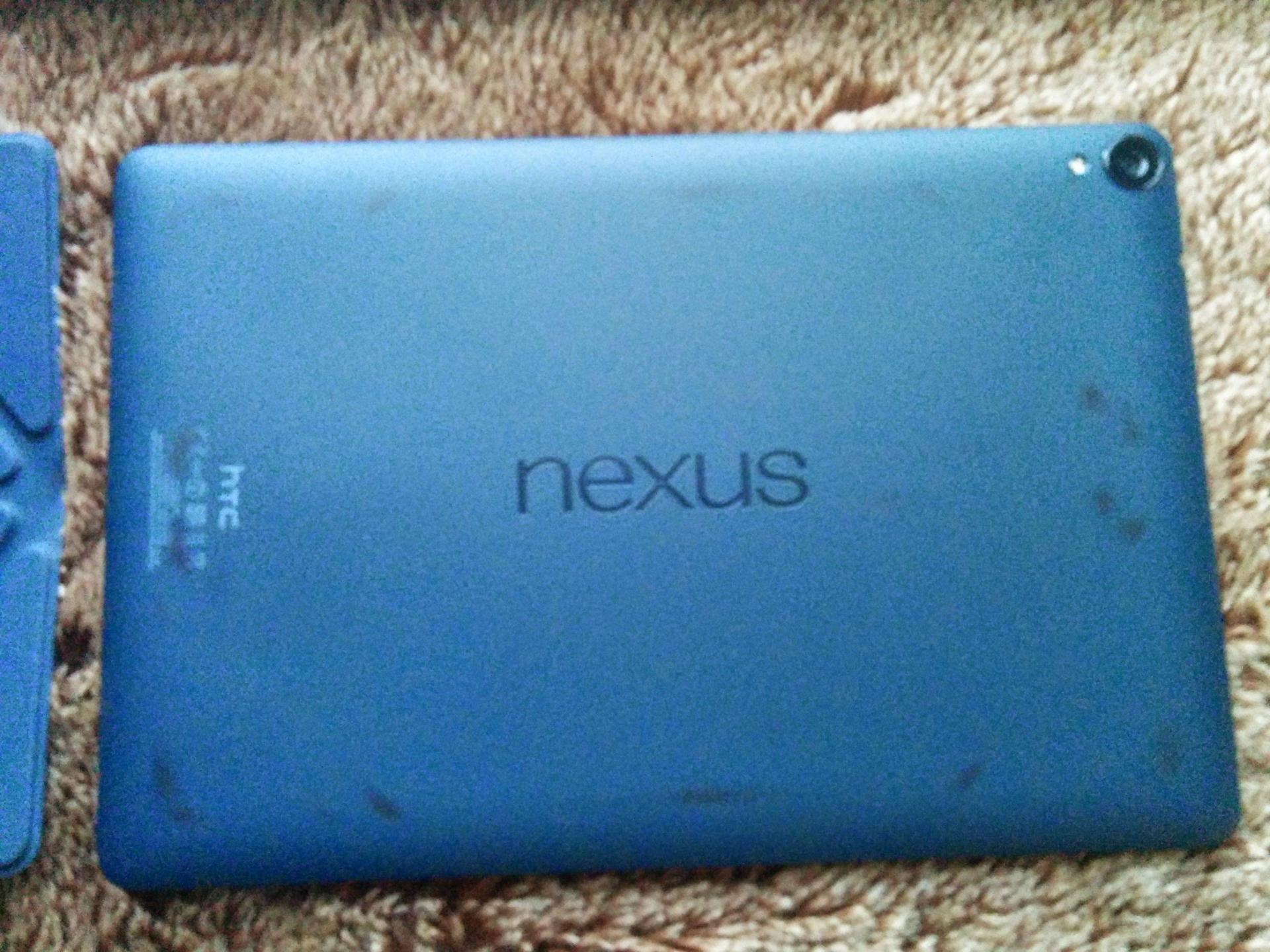 Nexus 9 — the overview from the geek, we stitch, we turn on the indicator of notifications, we increase operating time and many other things