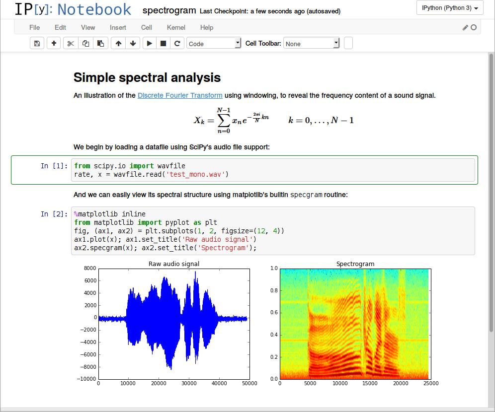 Особенности Jupyter Notebook, о которых вы (может быть) не слышали