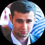 Roman Buoy at DevNightMinsk World of Tanks Blitz Marketing Manager, Wargaming