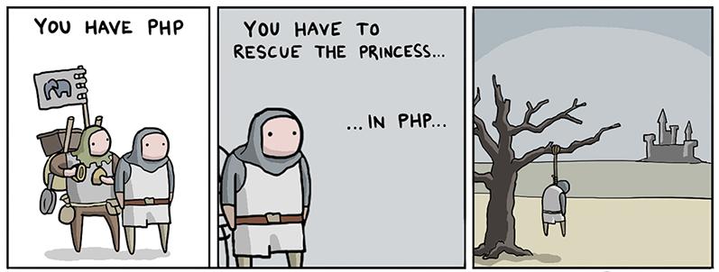 Уточка говорит «кря-кря», коровка говорит «му-му», «Runn Me!» — говорит нам очередной фреймворк* на PHP. Часть 1