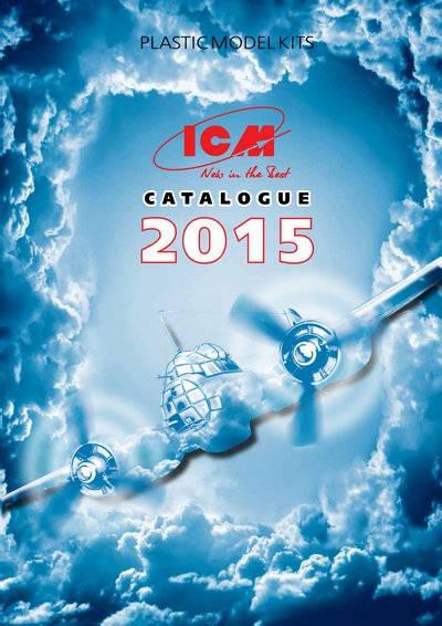 Каталог ICM 2015 скачать бесплатно