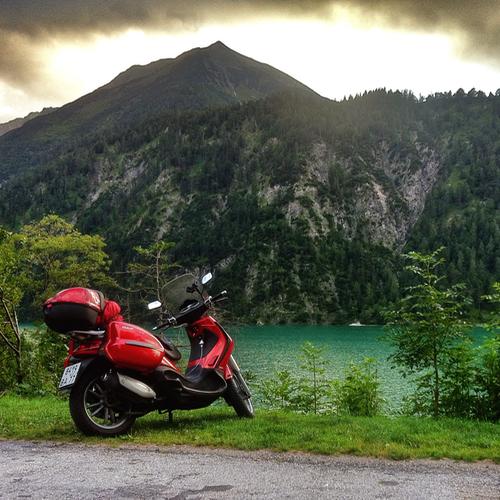 Фото из Австрии для привлечения внимания