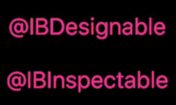 Магия IBDesignable или расширяем функциональность Interface Builder в Xcode