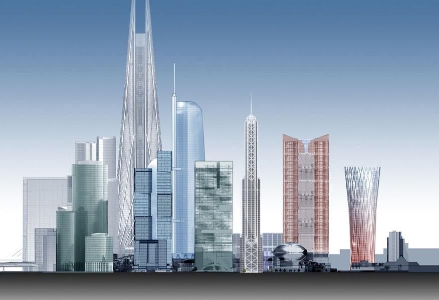 Недалекое будущее: носимые устройства в умном городе