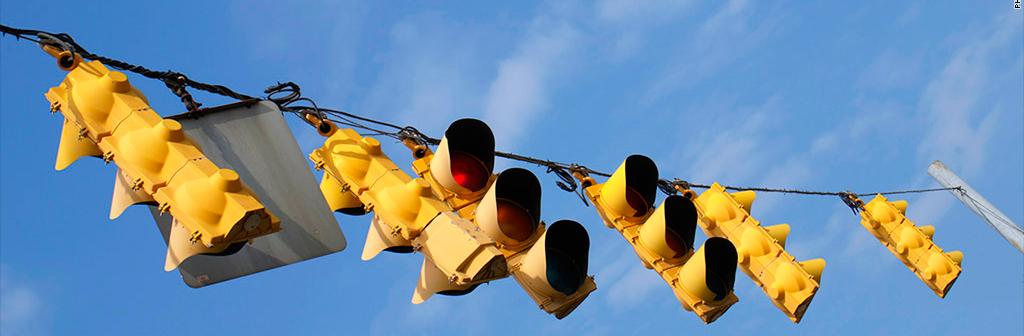 Светофоры тоже можно взломать