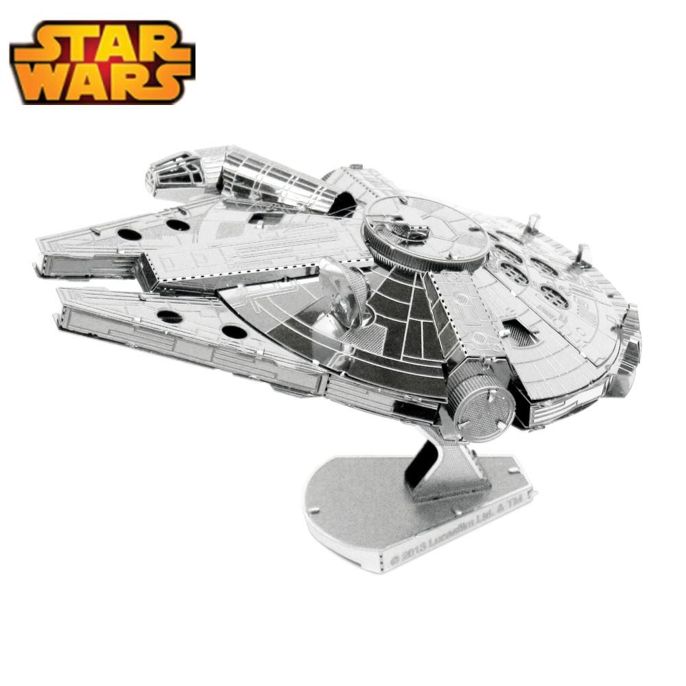 Металлический конструктор Тысячелетний Сокол Star Wars