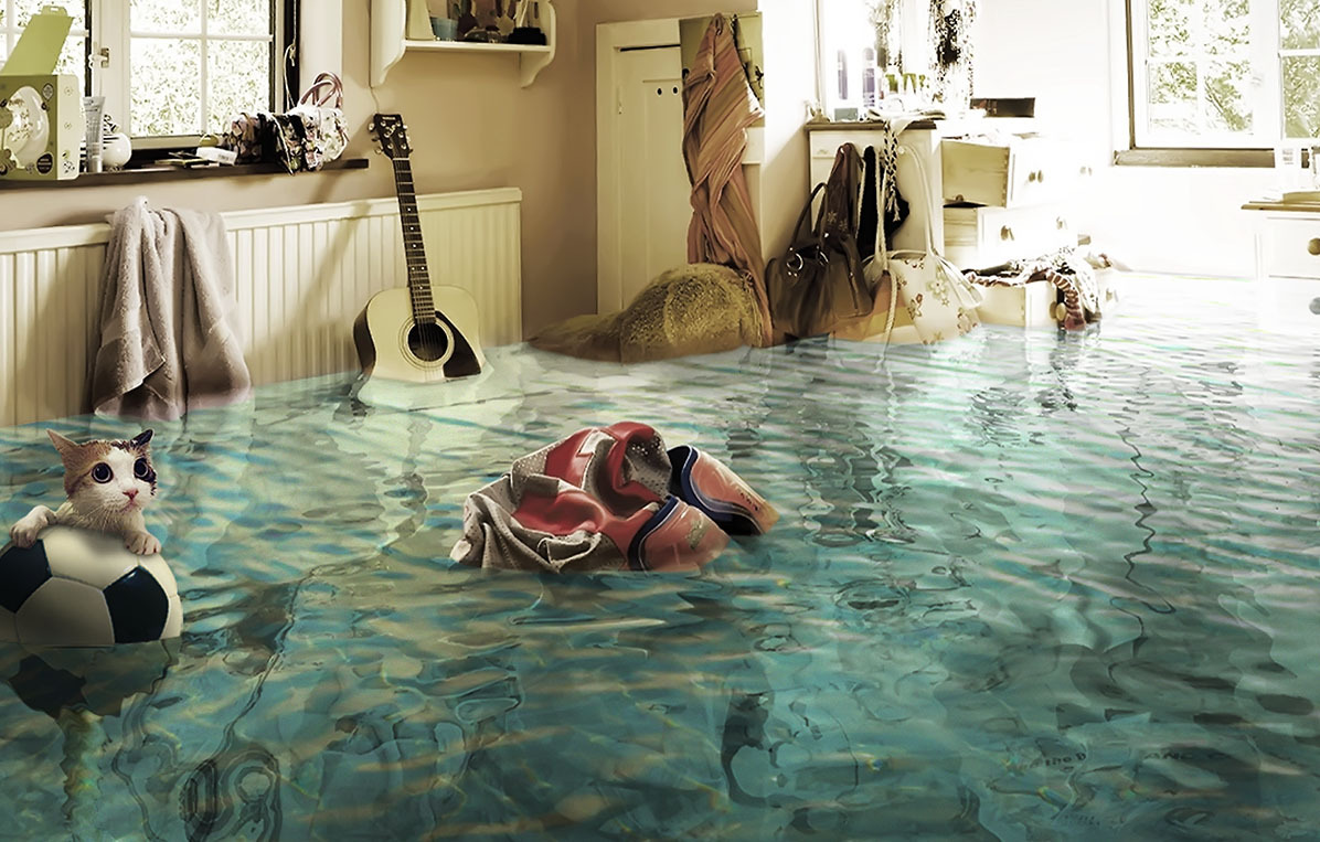 How not to overpay for the Smart House. Protection against a flood (anti-leakage)