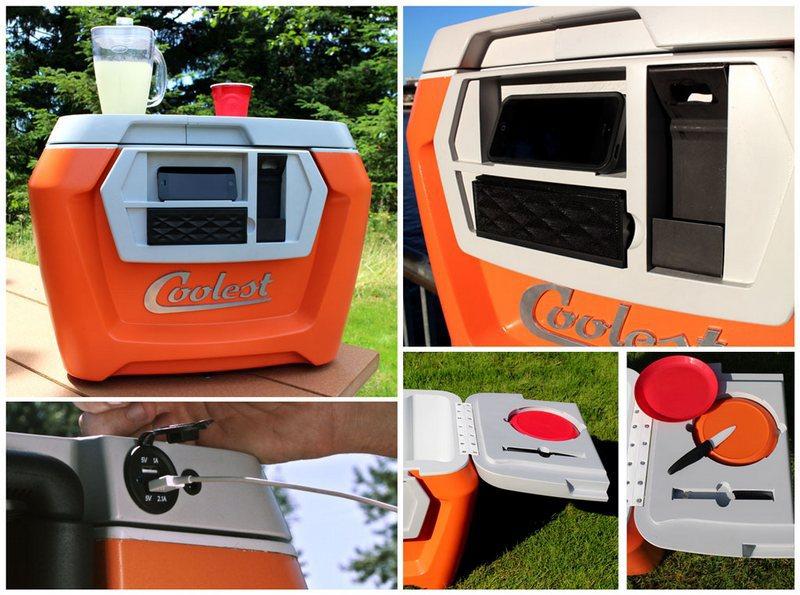 Kickstarter: сумка-холодильник получила $10,6 млн, побив рекорд часов Pebble