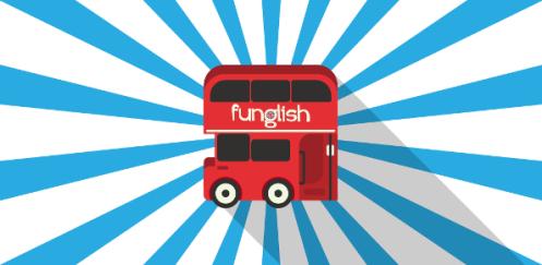 Логотип Funglish