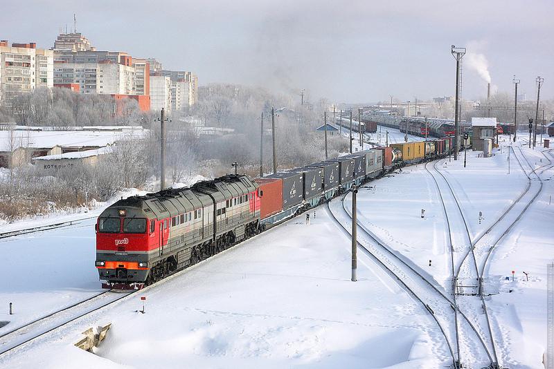 путешествия на поезде