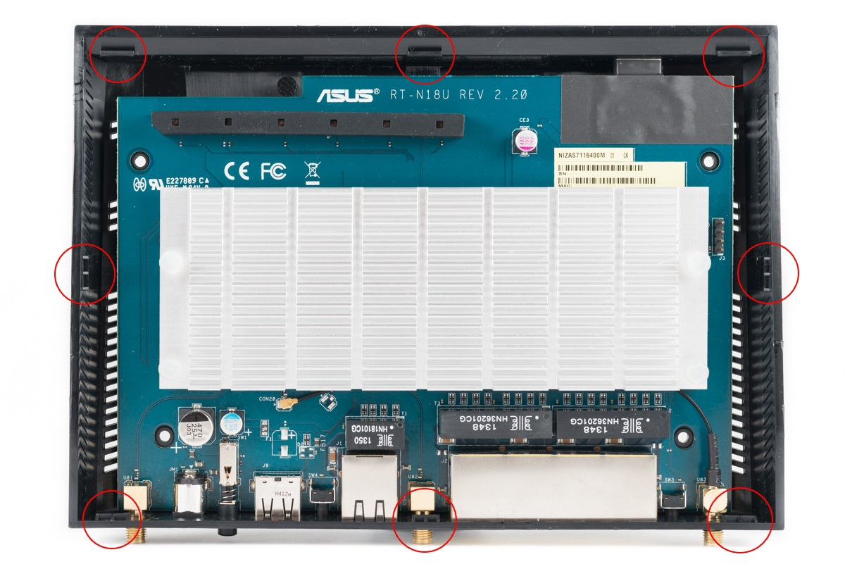 Overview of the wireless router ASUS RT-N18U — IT daily blog, news ...