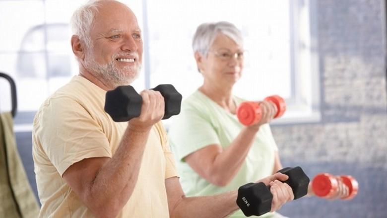 Уровень физической активности должен быть в пять-семь раз выше, чем сейчас рекомендует ВОЗ