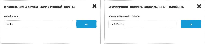 номера электронной почты знакомств