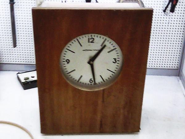 Часовые сети прошлого