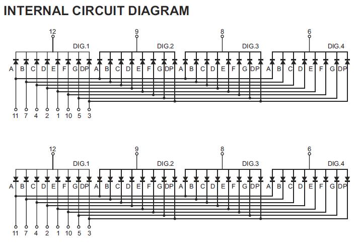 Arduino y el display de 7 segmentos - Panama Hitek