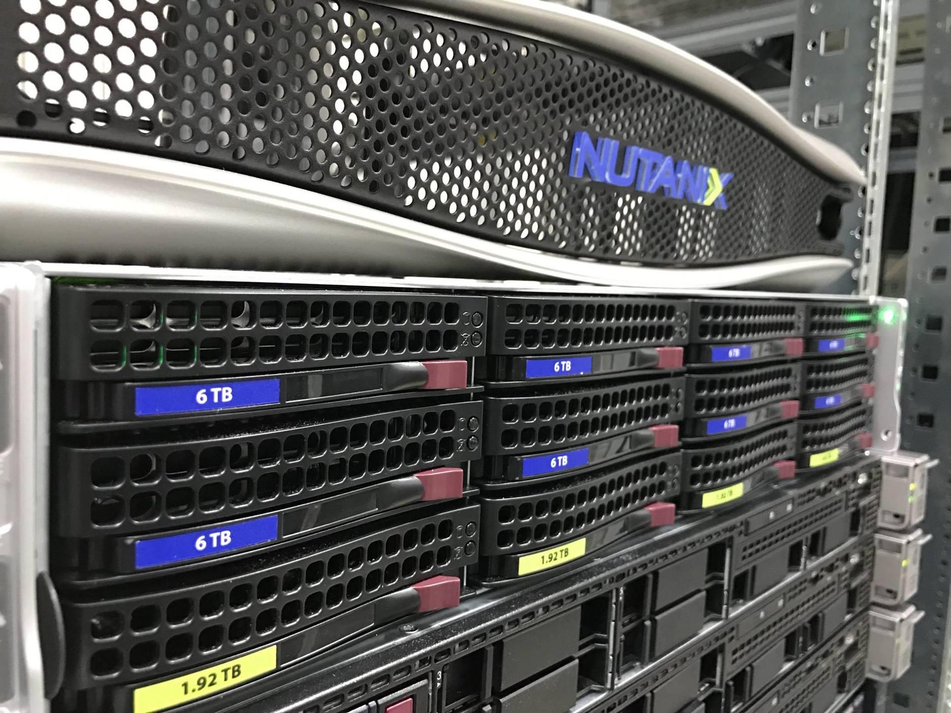 Nutanix AOS 5.0 — большое обновление