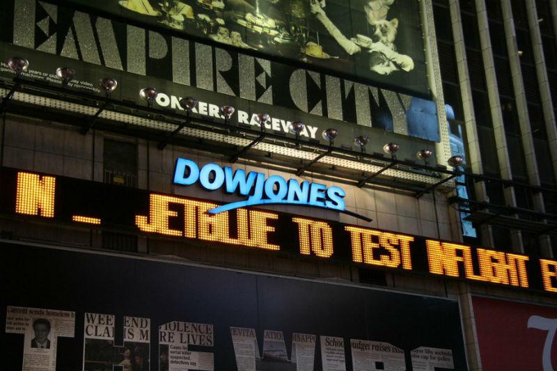 Русские хакеры взломали Dow Jones и завладели инсайдерской информацией