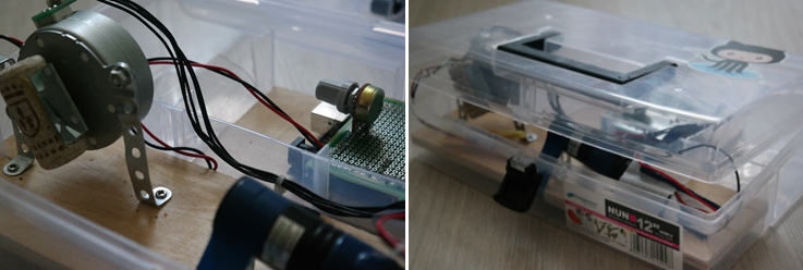 Make a Laser Harp with Arduino Freetronics