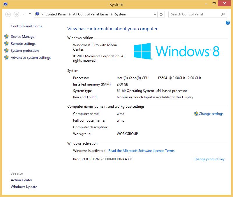 Обновление с Windows 7/8.1 до Windows 10 TP через Windows ...