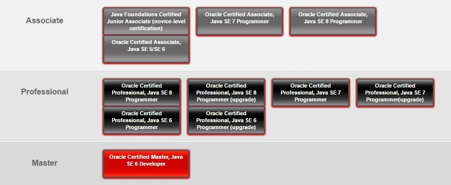 oracle certified professional java se 8 programmer pdf
