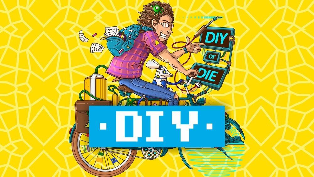 Ищем спикеров на 7-й DIY-митап 7 июля 2018