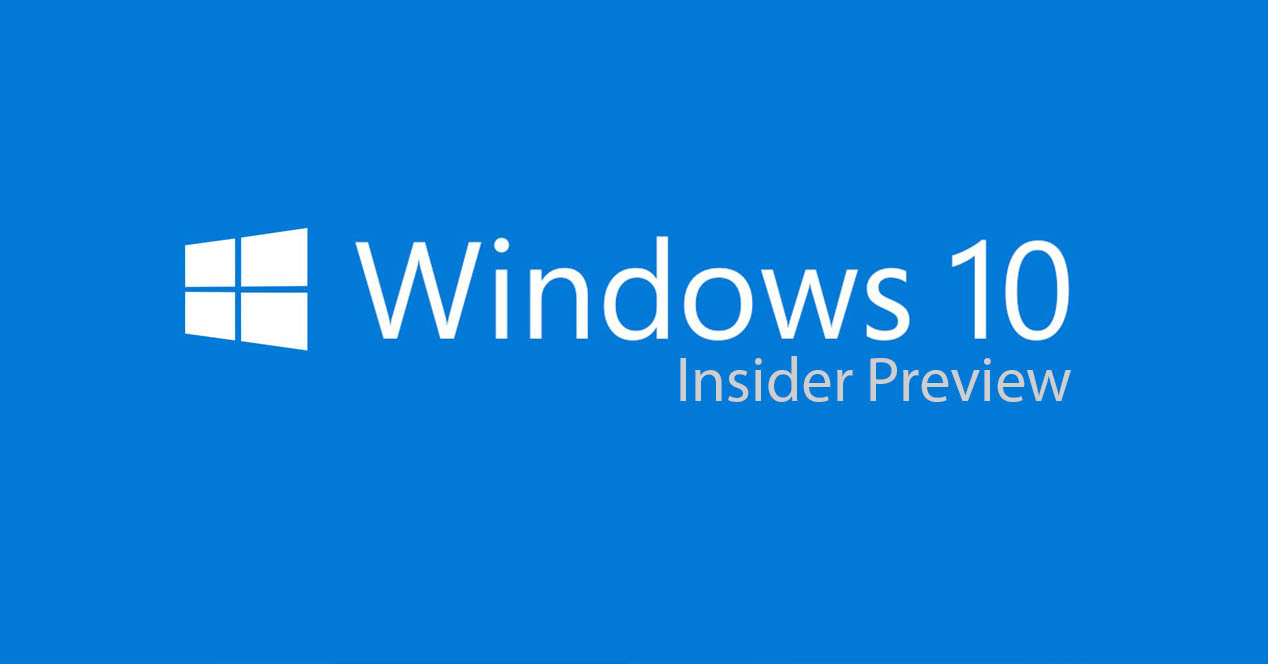 Appeared in time fresh bild for Windows of insiders