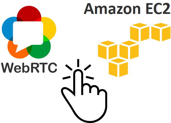 WebRTC Amazon EC2