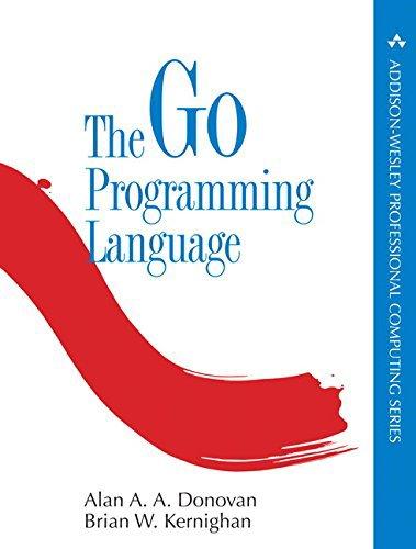 Анонс книги Брайана Кернигана «The Go Programming Language»