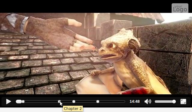 jQuery Video Extend — расширение возможностей HTML5 видео плеера