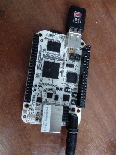 Сборка USB HID под BeagleBone