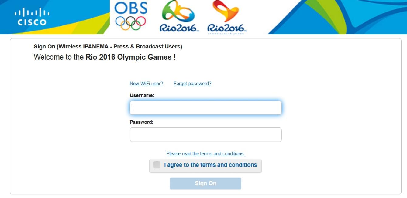 Олімпійський портал для журналістів