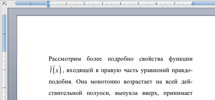 Точка в начале строки (баг в последних версиях MS Word)