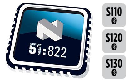 BLE от Nordic Semiconductor. Начало работы со стеком с применением чипа nRF51822