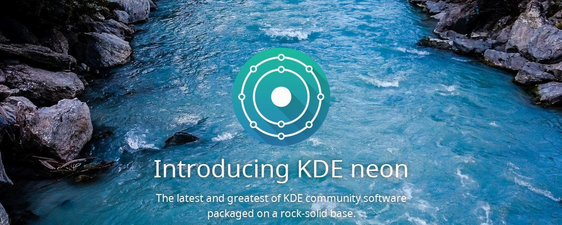 Свежий KDE от разработчиков плюс стабильность Ubuntu 16.04 -> KDE Neon