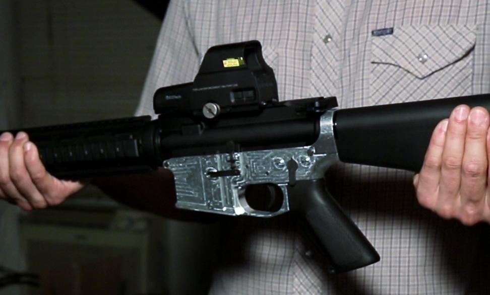 США как гражданское оружие
