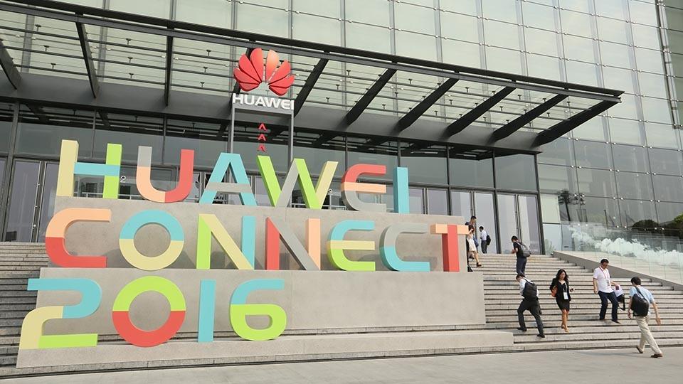 Huawei Connect 2016 Shanghai