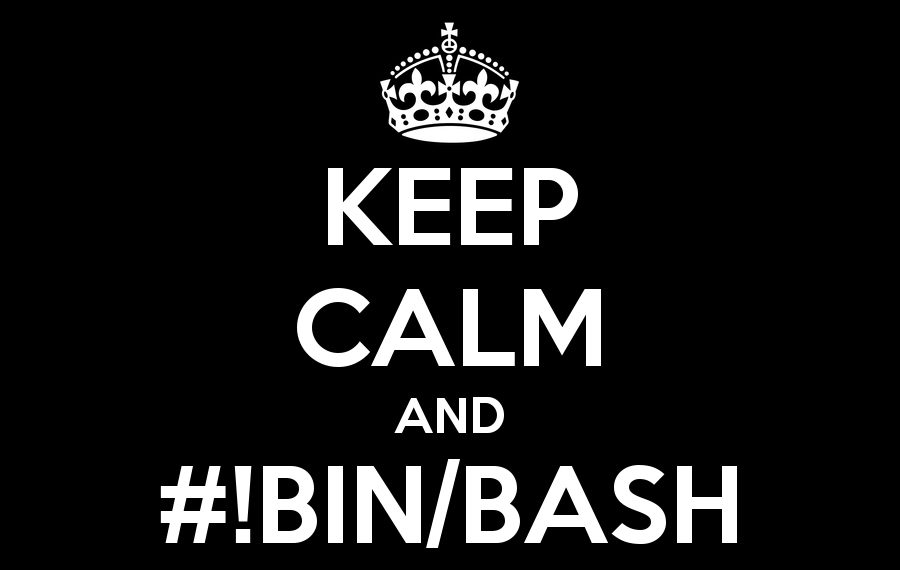keep calm-and-bin-bash