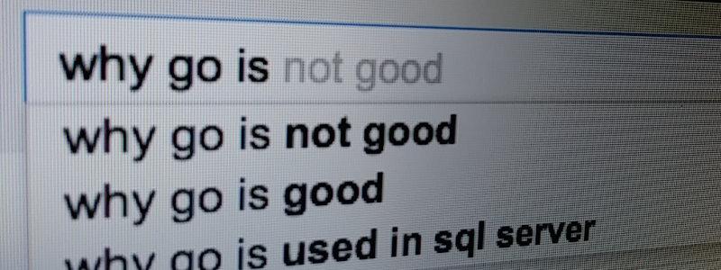 Почему Go обречён на успех
